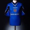 1996-97 Manchester United Third Shirt Cantona #7 L