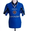 1996-97 Manchester United Third Shirt Keane #16 L