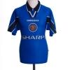 1996-97 Manchester United Third Shirt Cantona #7 Y