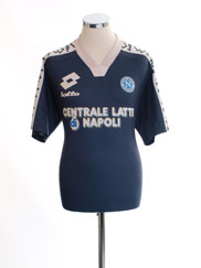 1996-97 Napoli Training Shirt L