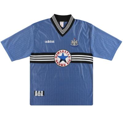 1996-97 Newcastle adidas Away Shirt L