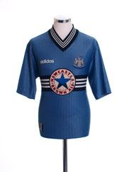 1996-97 Newcastle Away Shirt XXL
