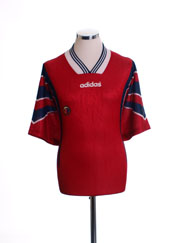 1996-97 Norway Home Shirt *BNWT* XL