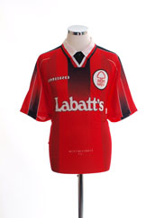 1996-97 Nottingham Forest Home Shirt L