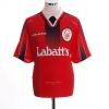 1996-97 Nottingham Forest Home Shirt Campbell #10 L