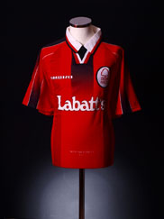1996-97 Nottingham Forest Home Shirt XL