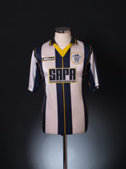 1996-97 Notts County Home Shirt M