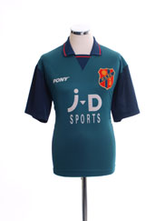 1996-97 Oldham Third Shirt S