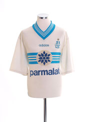 1996-97 Olympique Marseille Home Shirt L
