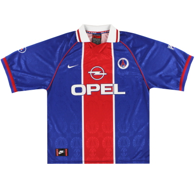 1996-97 Paris Saint-Germain Nike Home Shirt XXL