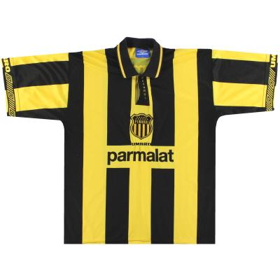 1996-97 Penarol Umbro Home Shirt XL