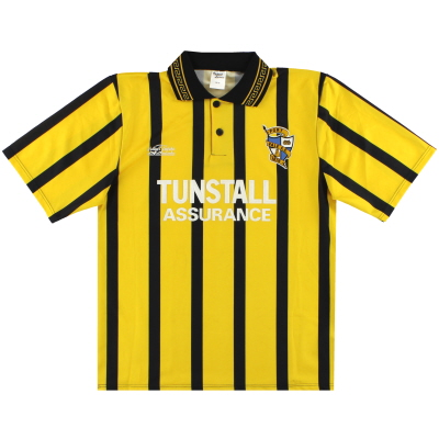 1996-97 Port Vale Away Shirt M