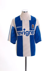 1996-97 Porto Home Shirt *Mint* L