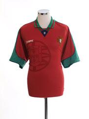 1996-97 Portugal Home Shirt L
