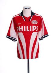 1996-97 PSV Eindhoven Home Shirt *Mint* L