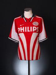 1996-97 PSV Eindhoven Home Shirt XL