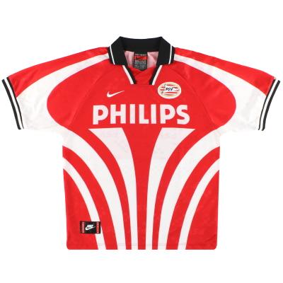 1996-97 PSV Eindhoven Nike Home Shirt *Mint* L