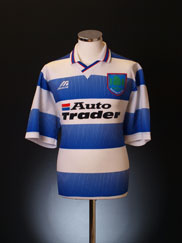 1996-97 Reading Home Shirt *As New* XL