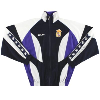 1996-97 Real Madrid Kelme Track Jacket M