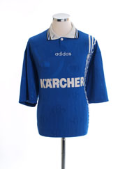 1996-97 Schalke Home Shirt S
