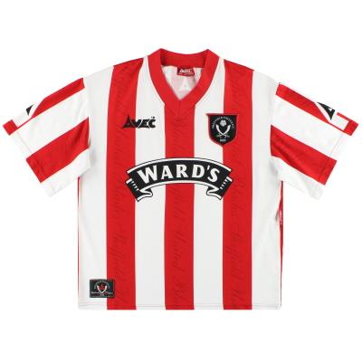 1996-97 Sheffield United Home Shirt M