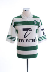 Sporting Club  Home camisa (Original)