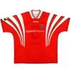1996-97 SpVgg Unterhaching Match Issue Shirt Schon #5 XL