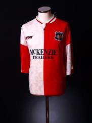 1996-97 Stirling Albion Home Shirt M