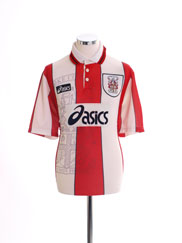 1996-97 Stoke City Home Shirt *Mint* M
