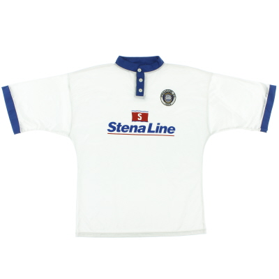 1996-97 Stranraer Away Shirt XL
