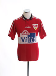 1996-97 Stuttgart Away Shirt S