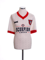 1996-97 Sunderland Away Shirt XL