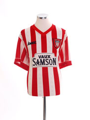 1996-97 Sunderland Home Shirt M