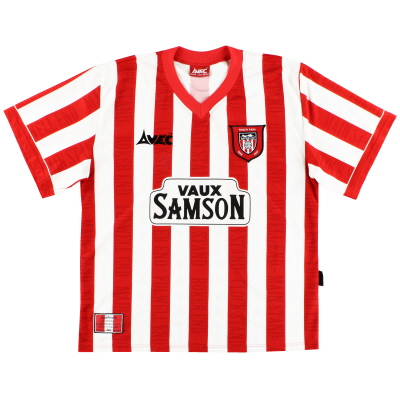 1996-97 Sunderland Home Shirt Y
