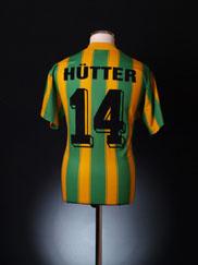 1996-97 SV Casino Salzburg Away Shirt Hutter #14 M