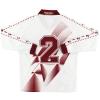 1996-97 Torino Away Shirt #2 L/S L
