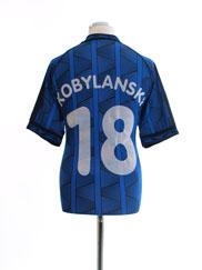 1996-97 Waldhof Mannheim Home Shirt Kobylanski #18 S