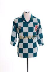 1996-97 Walsall Away Shirt M