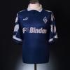 1996-97 Werder Bremen Away Shirt #16 XL