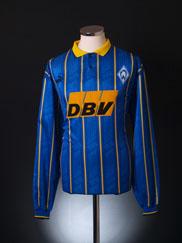 1995-96 Werder Bremen Away Shirt L/S XL