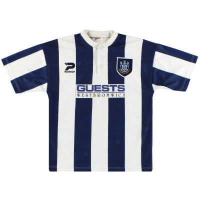 1996-97 West Brom Home Shirt L.Boys