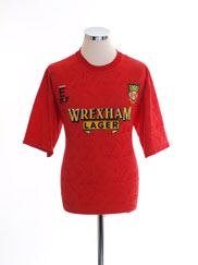 1996-97 Wrexham Home Shirt M
