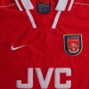 1996-98 Arsenal Home Shirt L.Boys