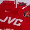 1996-98 Arsenal Home Shirt XL