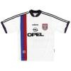 1996-98 Bayern Munich adidas Away Shirt Basler #14 M