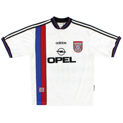 1996-98 Bayern Munich Away Shirt XL