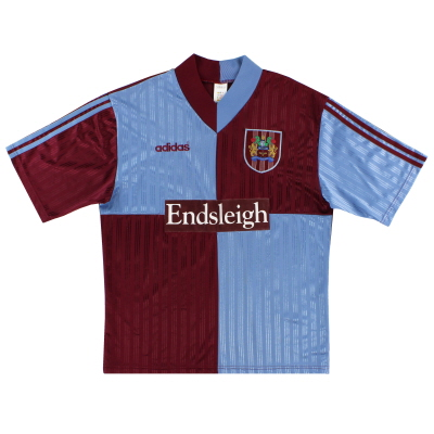 1996-98 Burnley Home Shirt
