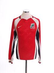 1996-98 FC Tirol Innsbruck Home Shirt /