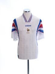 1996-98 France Away Shirt L