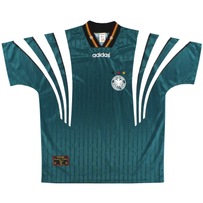 1996-98 Germany adidas Away Shirt XL